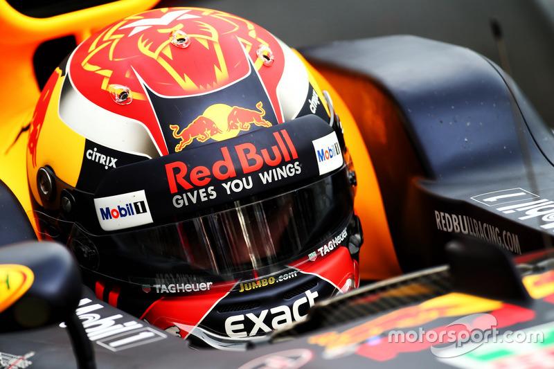 Маx Verstappen, Red Bull Racing