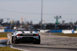 №27 Dream Racing Lamborghini Huracan GT3: Седрик Сбирраццули, Лоуренс ДеДжордж, Паоло Руберти