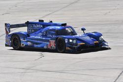 #90 Visit Florida Racing, Multimatic Riley LMP2: Marc Goossens, Renger van der Zande, René Rast