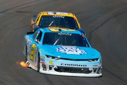 Daniel Hemric, Richard Childress Racing, Chevrolet; Brendan Gaughan, Richard Childress Racing, Chevr