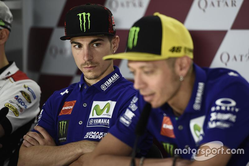 Calon juara dunia di bawah bayang-bayang Valentino Rossi?