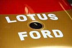 Lotus 49B, detail