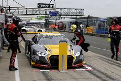 #17 Belgian Audi Club Team WRT, Audi R8 LMS: Stuart Leonard, Markus Winkelhock, Jake Dennis