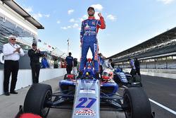 Il vincitore della gara Nico Jamin, Andretti Autosport