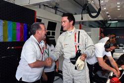 Paul Stoddart, Patrick Friesacher, F1 Experiences 2-Seater coureur F1 Experiences 2-Seater passagier