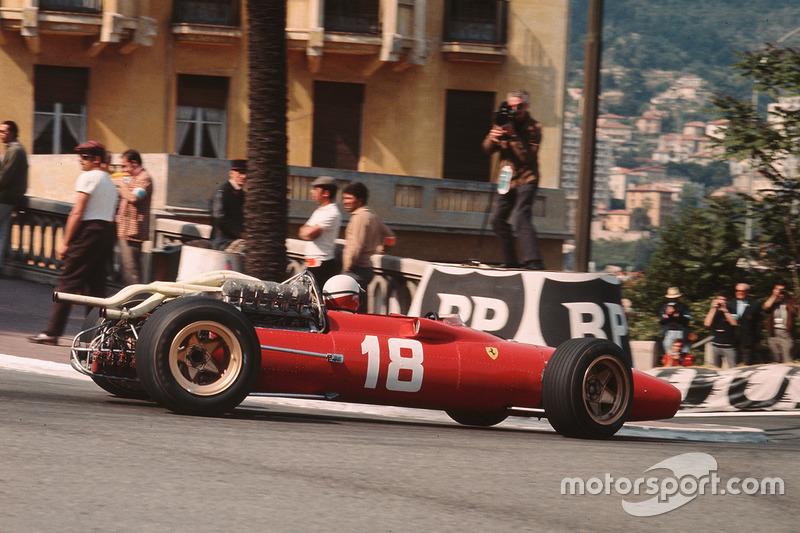 1967-1968. Ferrari 312/67