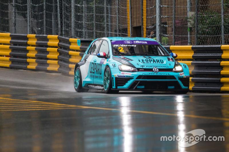 Поул: Жан-Карл Верне, Leopard Racing Team Volkswagen Golf GTI