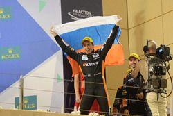 Победители гонки в LMP2: Роман Русинов, G-Drive Racing
