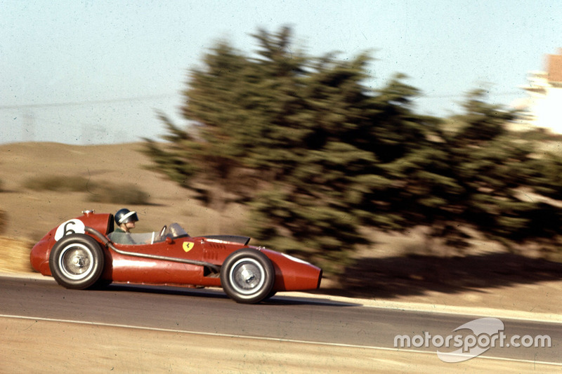 1958 - Mike Hawthorn, Ferrari