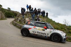 Mauro Amendolia, Gemma Amendolia BMW Mini Cooper JCW, R1T