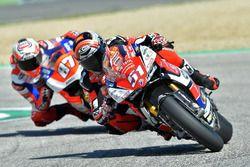 Michele Pirro, Barni Racing Team e Lorenzo Zanetti, Motocorsa Racing