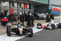 Roy Nissany, RP Motorsport; Nelson Mason, Teo Martin Motorsport