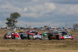 Emiliano Spataro, Renault Sport Torino, Juan Martin Trucco, JMT Motorsport Dodge, Juan Manuel Silva,