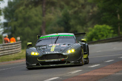 #98 Aston Martin Racing Aston Martin Vantage: Пол Далла Лана, Педру Ламі, Матіас Лада