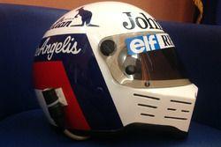 Il casco di Elio De Angelis