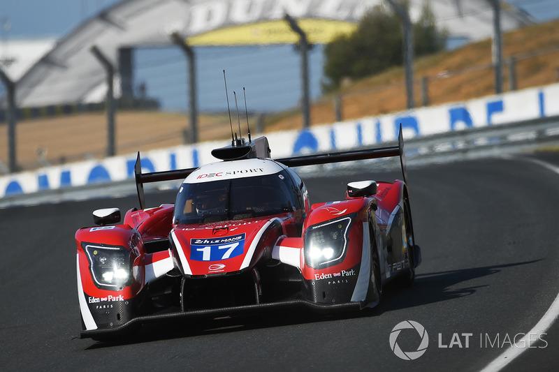 23. LMP2: #17 IDEC Sport Racing, Ligier JS P217 Gibson