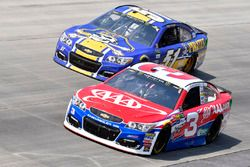 Austin Dillon, Richard Childress Racing Chevrolet, Cody Ware, Rick Ware Racing Chevrolet, Rick Ware Racing, ECU Pirates Chevrolet SS