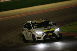 Paolo Palanti, Seat Motor Sport Italia, Seat Leon Cupra ST-TCS2.0
