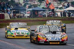 Emiliano Spataro, Renault Sport Torino, Omar Martinez, Martinez Competicion Ford, Emanuel Moriatis,
