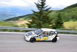 Francesco Baresi, Honda Civic