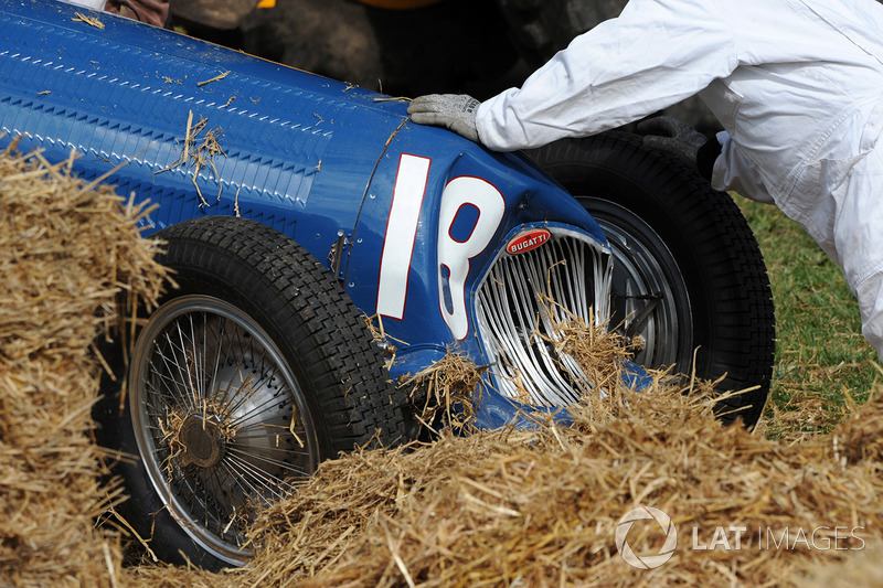 Tom Dark Bugatti Type 59