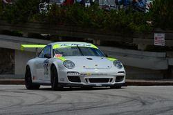 Sebastiano Frijo, Porsche 997 Cup