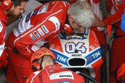 Gigi Dall'Igna, Ducati