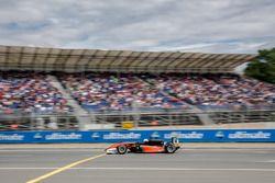 Spectators, Joey Mawson, Van Amersfoort Racing, Dallara F317 - Mercedes-Benz