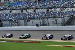 Dale Earnhardt Jr., Hendrick Motorsports Chevrolet, Kasey Kahne, Hendrick Motorsports Chevrolet, Jim