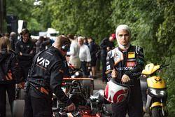 Педро Пике, Van Amersfoort Racing