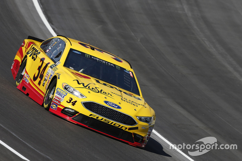 Landon Cassill, Front Row Motorsports, Ford