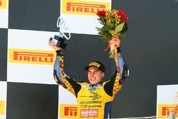 Podium SSP300: second place Daniel Valle, Halcourier Racing