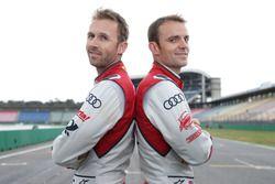 René Rast, Jamie Green, Audi Sport Team Rosberg
