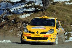 Daniel Sieber, Renault Clio R3, Clio R3 Swiss Trophy