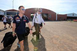 Sébastien Loeb, Peugeot Sport; Bruno Famin, Sportdirektor Peugeot Sport