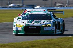 #29 Montaplast by Land-Motorsport, Audi R8 LMS GT3: Connor de Phillippi, Christopher Mies, Jules Gou