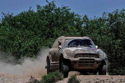 №314 X-Raid Team Mini: Борис Гарафулич и Филипе Пелмейро