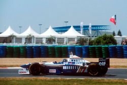 Damon Hill, Williams FW17 Renault