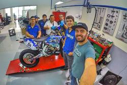 Manuel Lucchese, Yamaha WR450F