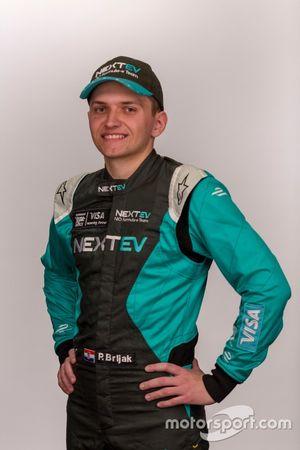 Petar Brljak, NextEV NIO