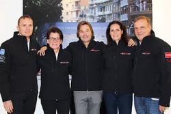 Michael Kiilerich, Ellen Lohr, Marc Gindorf, Birgitt Dietel e Richard Borfiga