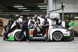 Pitstop, #912 Manthey Racing Porsche 911 GT3 R: Frédéric Makowiecki, Richard Lietz, Michael Christen