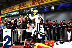 الفائز بالسباق سيرجيو سيتي كامارا، ام.بي موتورسبورت