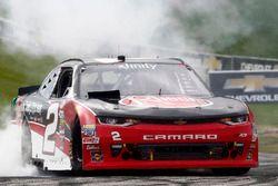 Ben Kennedy, GMS Racing Chevrolet, testacoda