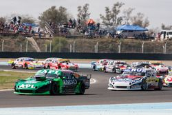 Juan Jose Ebarlin, Donto Racing Chevrolet, Gabriel Ponce de Leon, Ponce de Leon Competicion Ford