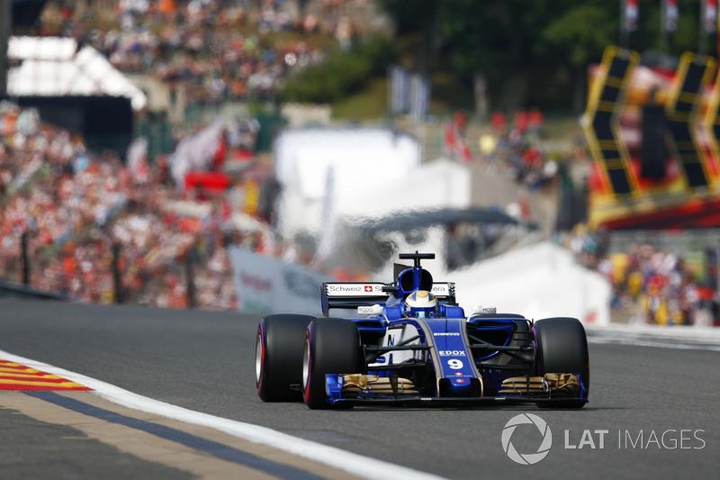 17: Marcus Ericsson, Sauber C36