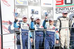 Podyum: Aytaç Biter, Levent Kocabıyık, Fatih Ayhan, BMW Z4 GT3, Borusan Otomotiv Motorsport
