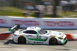 #33 Riley Motorsports, Mercedes AMG GT3: Jeroen Bleekemolen, Ben Keating