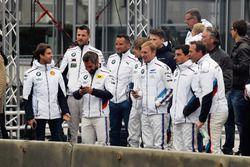 Antonio Felix da Costa, Martin Tomczyk, Timo Glock, Timo Scheider, Augusto Farfus, Maxime Martin, Br