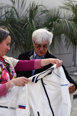 Bernie Ecclestone, Elena Zaritskaya